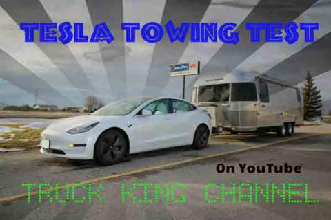 Post thumbnail for Can-Am RV Centre featured on Truck King Channel with Tesla