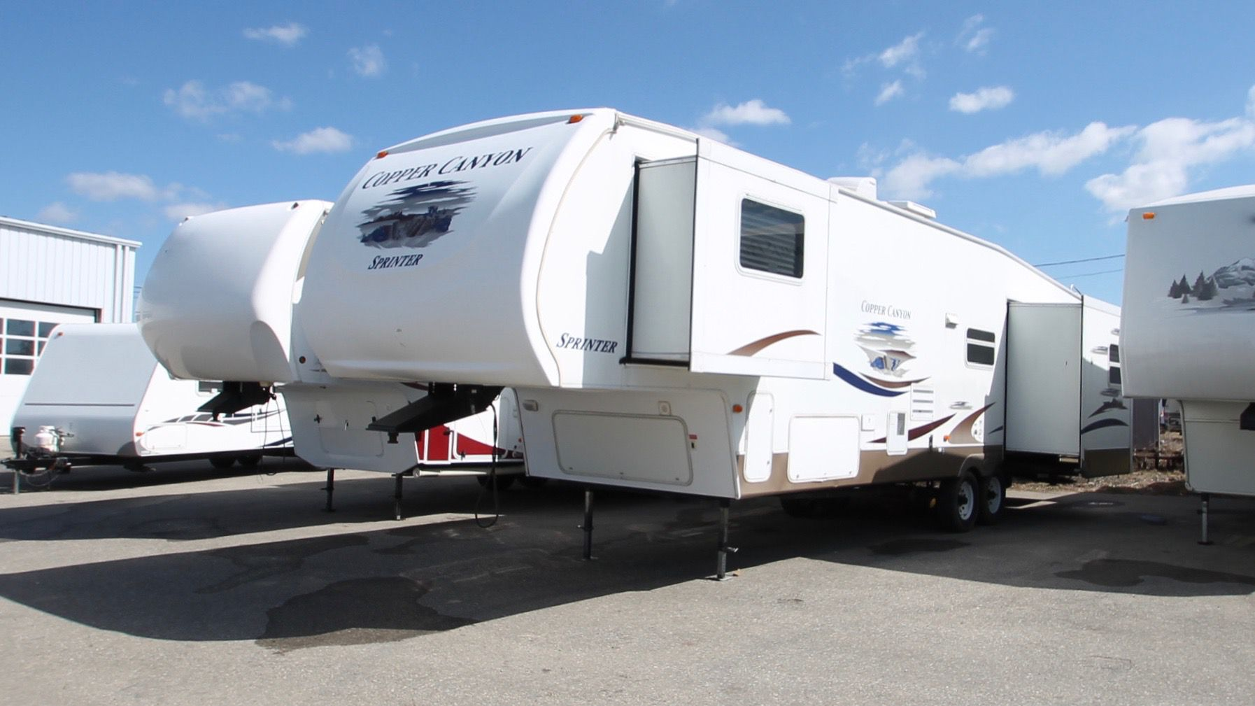 2006 KEYSTONE COPPER CANYON 339