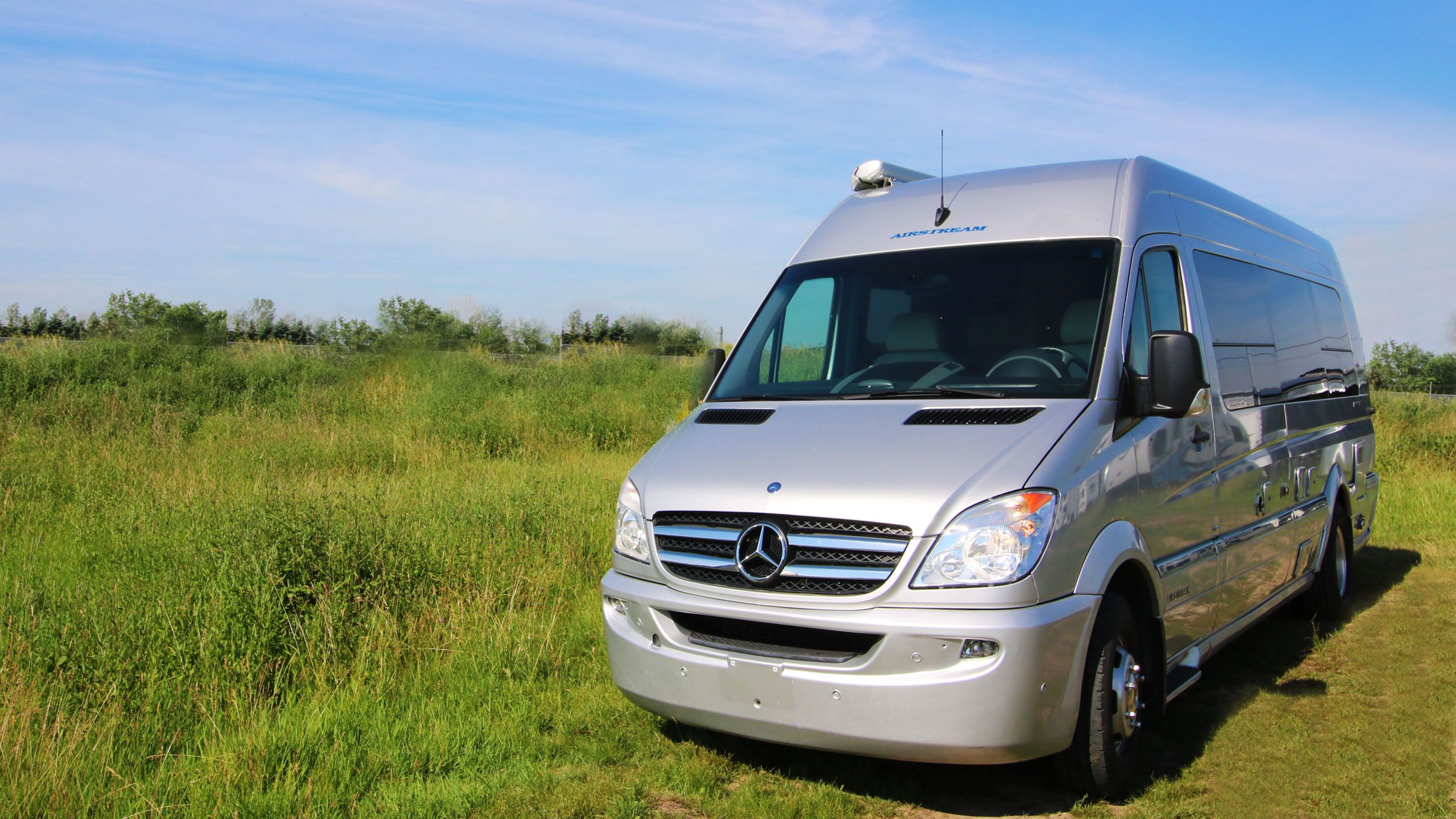 2014 AIRSTREAM INTERSTATE 3500 Sprinter